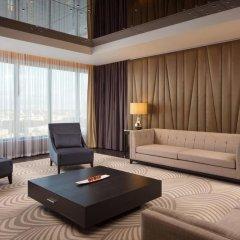 Гостиница Double Tree By Hilton Minsk комната для гостей фото 5