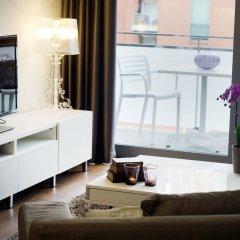 Апартаменты Sensation Sagrada Familia комната для гостей фото 14