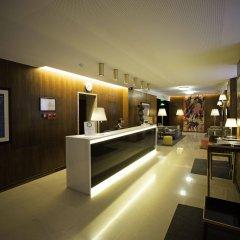 Отель MIRAPARQUE Лиссабон интерьер отеля