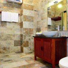 Отель Thien Tan Homestay Hoi An Вьетнам, Хойан - отзывы, цены и фото номеров - забронировать отель Thien Tan Homestay Hoi An онлайн ванная фото 2