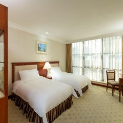 Отель Metropark Hotel Shenzhen Китай, Шэньчжэнь - отзывы, цены и фото номеров - забронировать отель Metropark Hotel Shenzhen онлайн комната для гостей