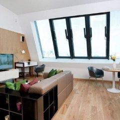 Отель LiV'iN Residence Wien-Parlament Австрия, Вена - отзывы, цены и фото номеров - забронировать отель LiV'iN Residence Wien-Parlament онлайн комната для гостей фото 2