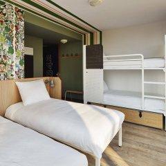 Отель Generator Amsterdam Нидерланды, Амстердам - 3 отзыва об отеле, цены и фото номеров - забронировать отель Generator Amsterdam онлайн комната для гостей фото 3