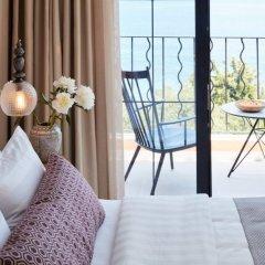 Отель Corfu Village Сивота комната для гостей фото 5