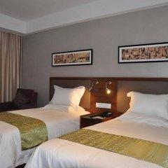 Отель Yitel Xian Big Wild Goose Pagoda Китай, Сиань - отзывы, цены и фото номеров - забронировать отель Yitel Xian Big Wild Goose Pagoda онлайн комната для гостей фото 5