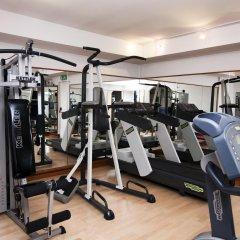 Grand Hotel Tiberio фитнесс-зал фото 2