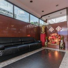 Апартаменты New APG Apartments Бангкок интерьер отеля