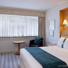 Отель Holiday Inn Birmingham Airport комната для гостей