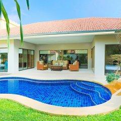Отель Villa Tortuga Pattaya детские мероприятия фото 2