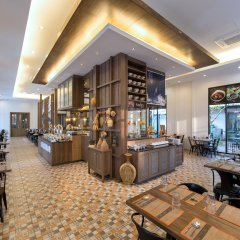 Bhukitta Hotel & Spa гостиничный бар
