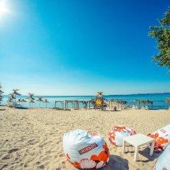 Отель Prestige Mer D'azur Свети Влас пляж