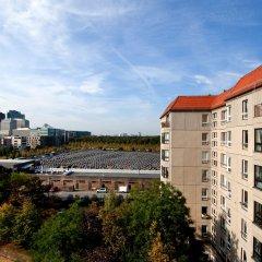 Отель am Brandenburger Tor Германия, Берлин - 2 отзыва об отеле, цены и фото номеров - забронировать отель am Brandenburger Tor онлайн балкон