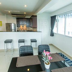 Отель Ruamchok Condoview 5 Таиланд, Паттайя - отзывы, цены и фото номеров - забронировать отель Ruamchok Condoview 5 онлайн питание