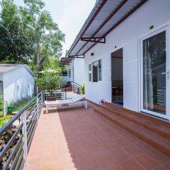 Отель Hanh Ngoc Bungalow балкон