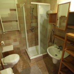 Апартаменты Dfive Apartments - Aranykez ванная