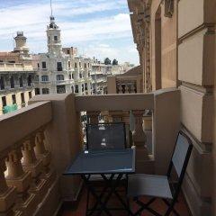 Отель Hostal Galaico балкон