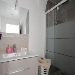 Отель Les Oliviers ванная
