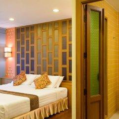 Отель Golden House Бангкок комната для гостей фото 5