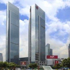Sheraton Guangzhou Hotel Гуанчжоу фото 4
