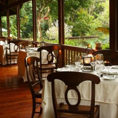 Отель The Lodge at Pico Bonito питание