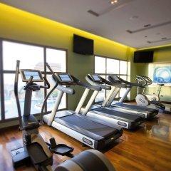 Movenpick Hotel Jumeirah Beach фитнесс-зал фото 3