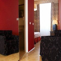 Отель SHS Hotel Papageno Австрия, Вена - 8 отзывов об отеле, цены и фото номеров - забронировать отель SHS Hotel Papageno онлайн комната для гостей фото 2