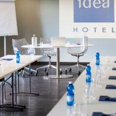 Отель Idea Hotel Milano San Siro Италия, Милан - 9 отзывов об отеле, цены и фото номеров - забронировать отель Idea Hotel Milano San Siro онлайн помещение для мероприятий фото 2