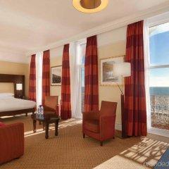 Отель Hilton Brighton Metropole балкон фото 2
