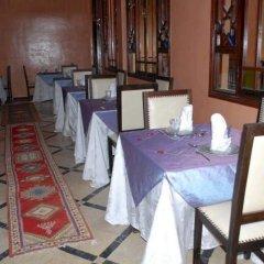 Отель Riad Marrakech House питание