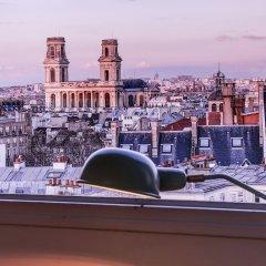 Отель Milestay - Saint Germain балкон