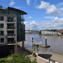 Апартаменты Modern 2 Bedroom Apartment With Stunning Views Лондон фото 4