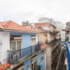 Отель Casa dos Mastros балкон