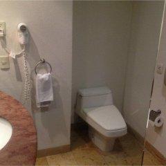 Отель Real Inn Perinorte Тлальнепантла-де-Бас ванная
