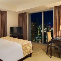 Отель Address Dubai Marina Стандартный номер с различными типами кроватей