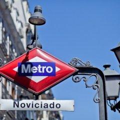 Отель Hostal Abel Victoriano Мадрид спортивное сооружение