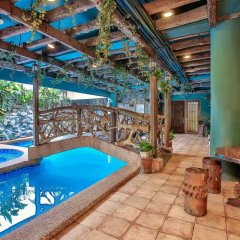 Отель Crown Regency Residences - Cebu бассейн