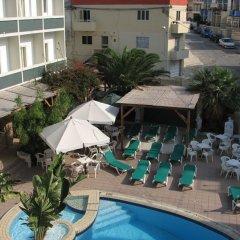 Отель Sea View Буджибба бассейн фото 3