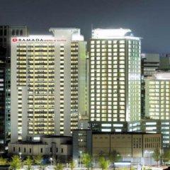 Ramada Hotel and Suites Seoul Namdaemun фитнесс-зал