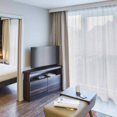 Отель Aparthotel Adagio Edinburgh Royal Mile комната для гостей