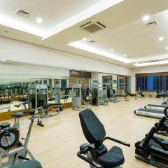 Отель Terrace Elite Resort - All Inclusive фитнесс-зал