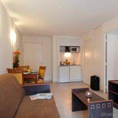 Отель Aparthotel Adagio access Nice Acropolis комната для гостей фото 4