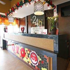 Отель OYO 106 24H City Hotel Филиппины, Макати - отзывы, цены и фото номеров - забронировать отель OYO 106 24H City Hotel онлайн интерьер отеля фото 2