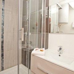 Отель Sejours & Affaires Toulouse de Brienne Франция, Тулуза - отзывы, цены и фото номеров - забронировать отель Sejours & Affaires Toulouse de Brienne онлайн ванная фото 2