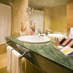 Отель Sercotel Palacio de Tudemir Испания, Ориуэла - отзывы, цены и фото номеров - забронировать отель Sercotel Palacio de Tudemir онлайн ванная