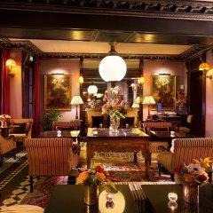 Отель Villa D'Estrees Париж питание фото 2