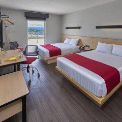 Отель City Express Tlalpan Мексика, Мехико - отзывы, цены и фото номеров - забронировать отель City Express Tlalpan онлайн комната для гостей фото 5
