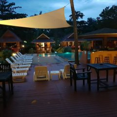 Отель Sayang Beach Resort Koh Lanta Таиланд, Ланта - 1 отзыв об отеле, цены и фото номеров - забронировать отель Sayang Beach Resort Koh Lanta онлайн питание фото 2