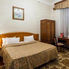 Легендарный Отель Советский 4* Стандартный номер разные типы кроватей
