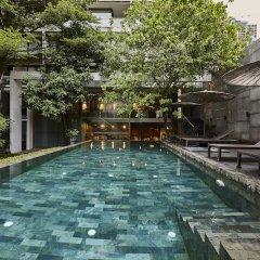 Отель Luxx Xl At Lungsuan Бангкок бассейн