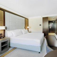 Отель Hilton Budapest комната для гостей фото 2